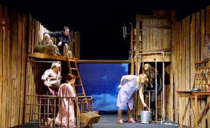 Internetowy Teatr Telewizji Polskiej tym razem zawitał do Olsztyńskiego Teatru Lalek.