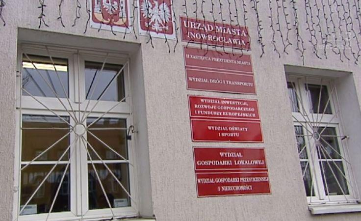 CBA weszło do Urzędu Miasta Inowrocławia