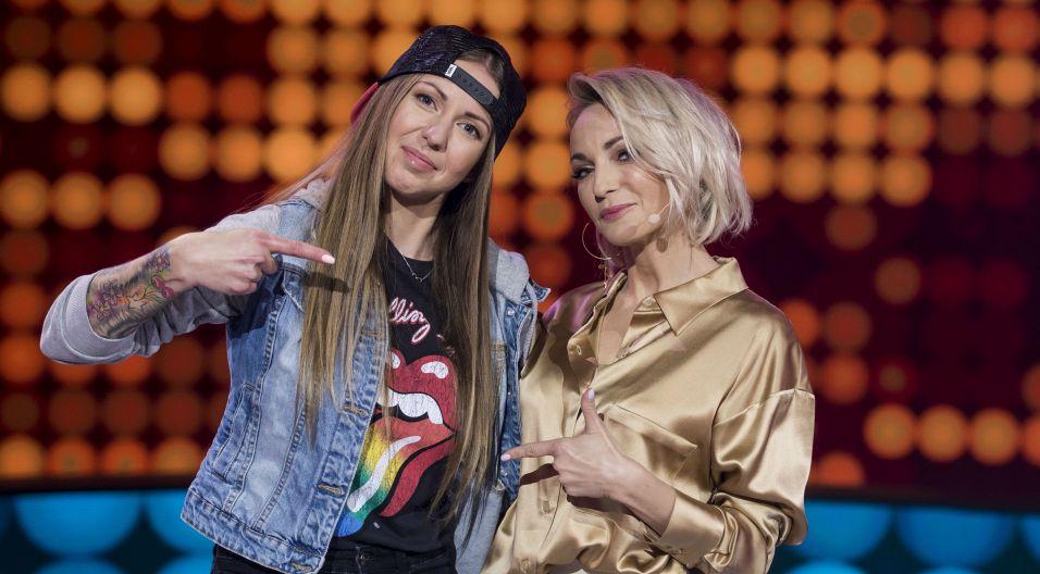 A oto zwyciężczyni programu – Joanna Siwik (fot. J. Bogacz/TVP)