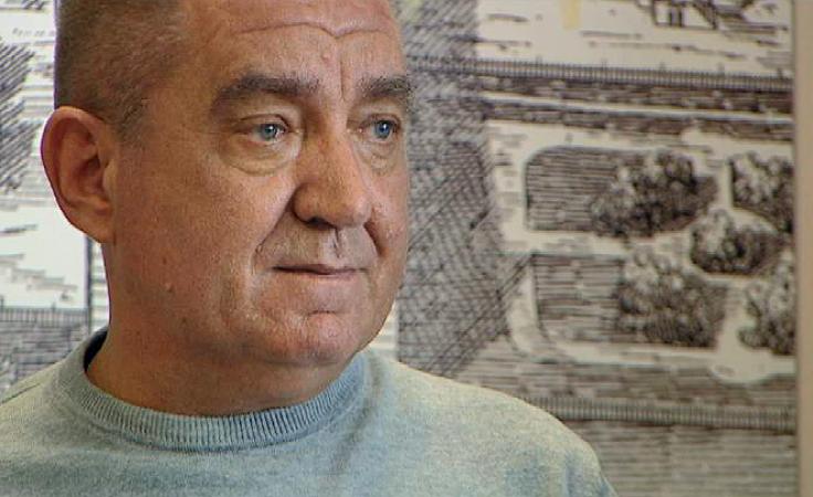 Tomislav Pranić (fot. TVP3 Wrocław)