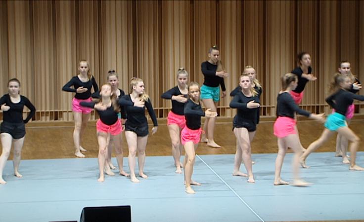 Tancerze walczą o Złotą, Srebrną i Brązową Przystań