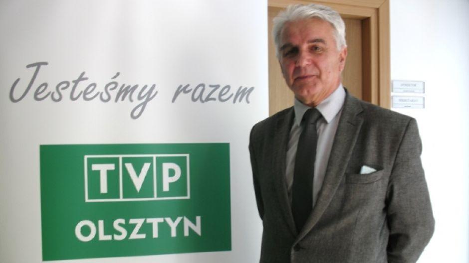 Stanisław Trzaskowski, burmistrz Dobrego Miasta.