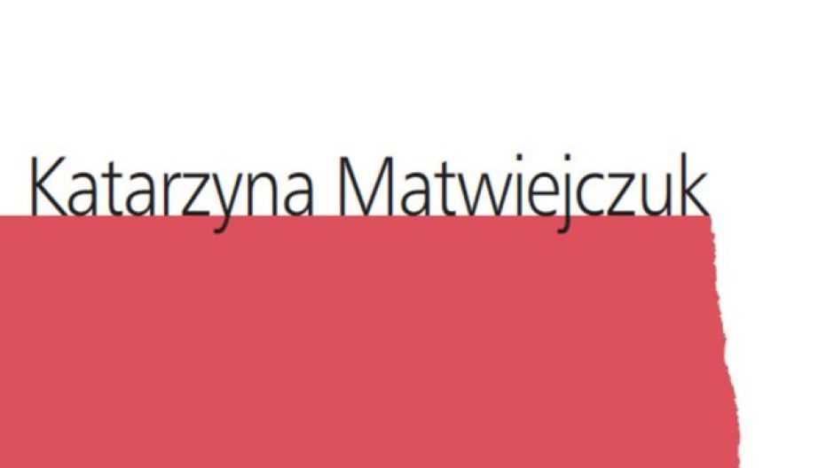 "Katarzyna Matwiejczuk, ""Jura"""