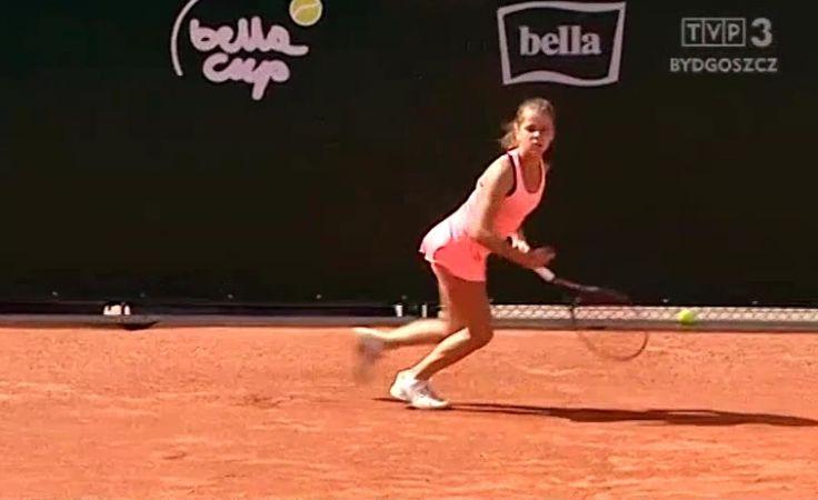 Tenisistki ze świata zjeżdżają na Bella Cup