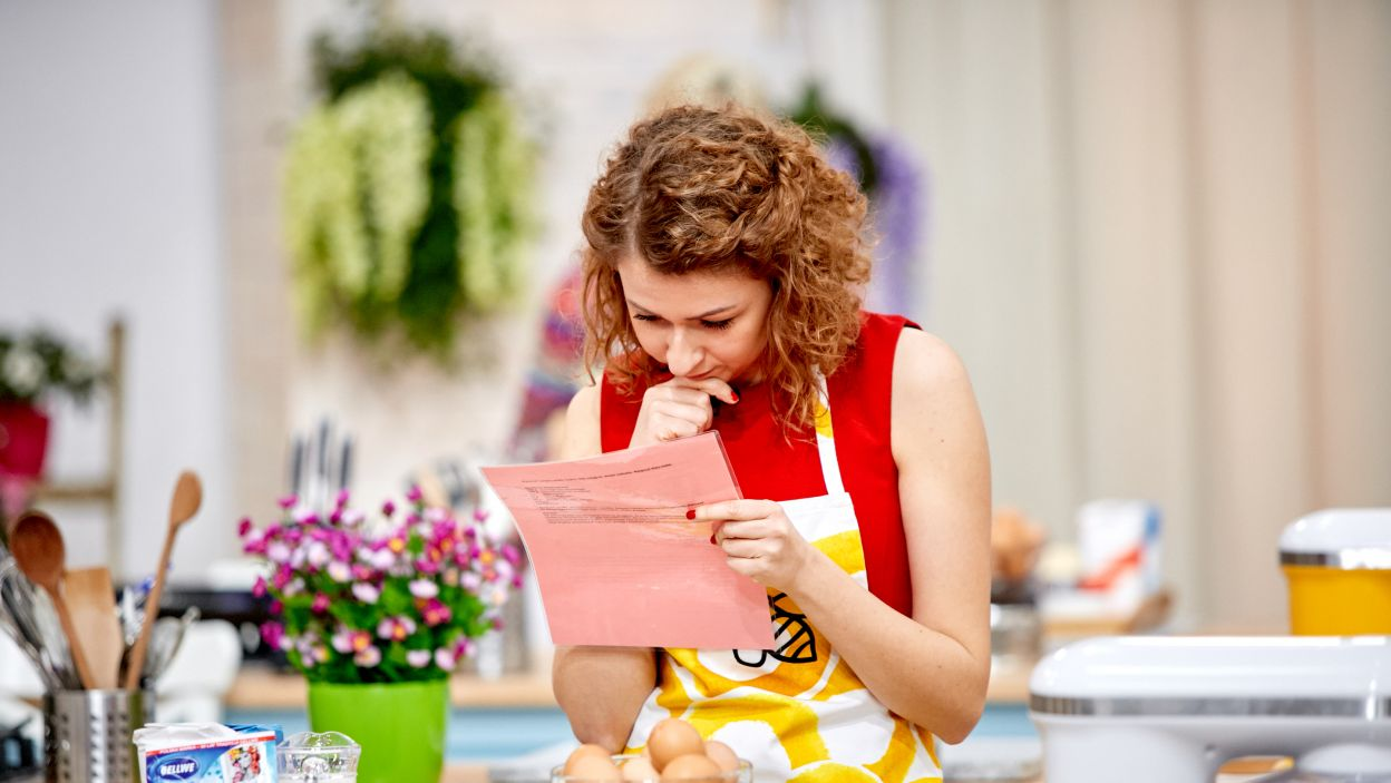Na zrobienie pysznego tortu czekoladowego jest dwie i pół godziny – nie można popełnić żadnego błędu (fot. TVP)
