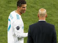 Zidane jasno o słowach Ronaldo.