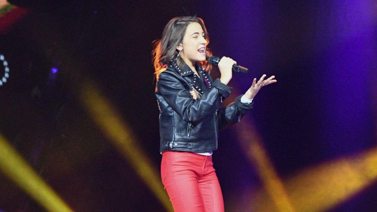 Piosenka reprezentantki Włoch zamykała stawkę 16 konkursowych piosenek (fot. Getty Images)