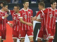 Niezawodny Lewandowski i koncert Jamesa z Schalke!