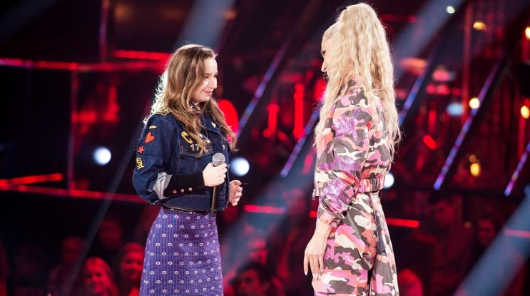 "Anna Dąbrowska i Cleo – ""Hero"""