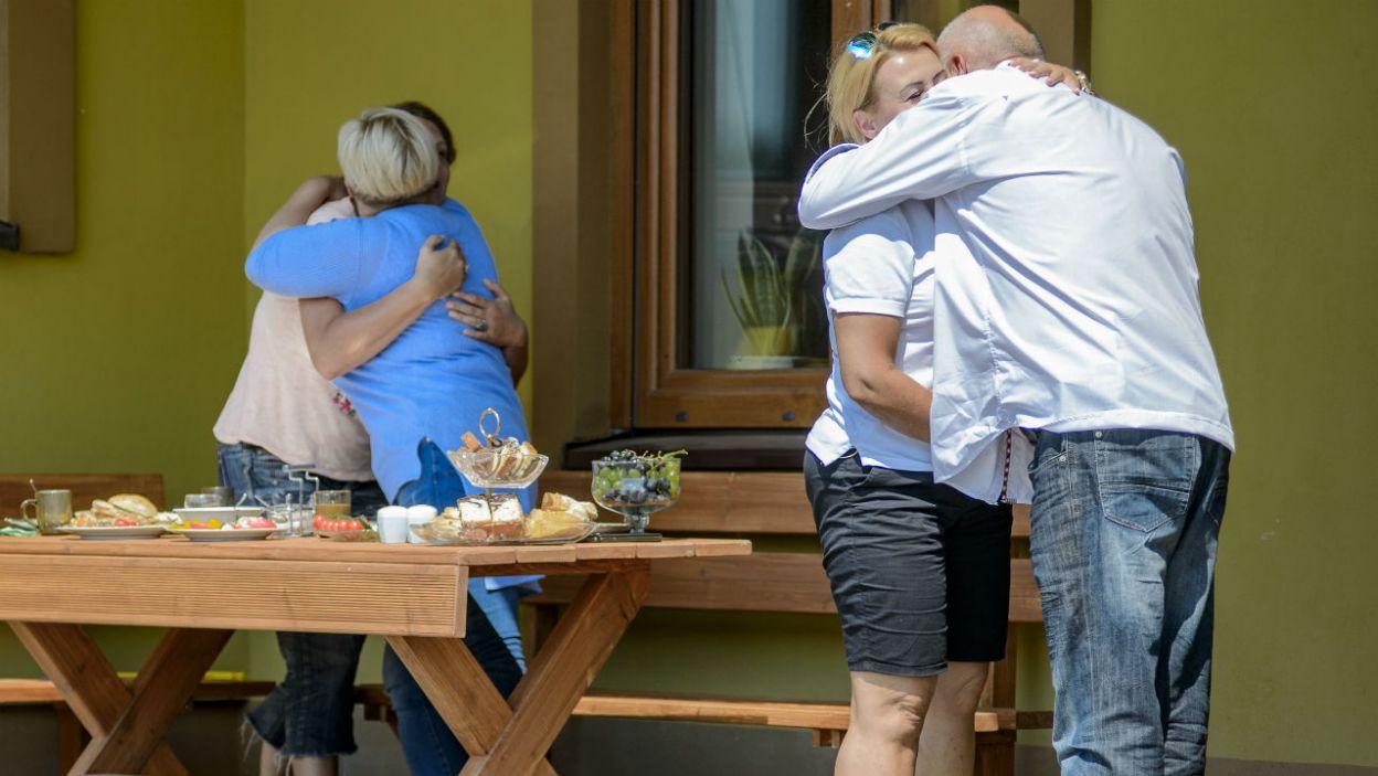 Również Ela opuściła gospodarstwo Jana (fot. TVP)