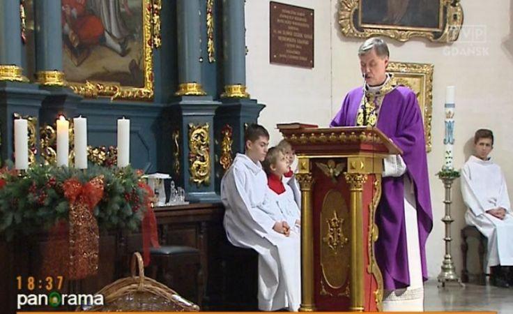Nowy proboszcz Bazyliki Mariackiej w Gdańsku