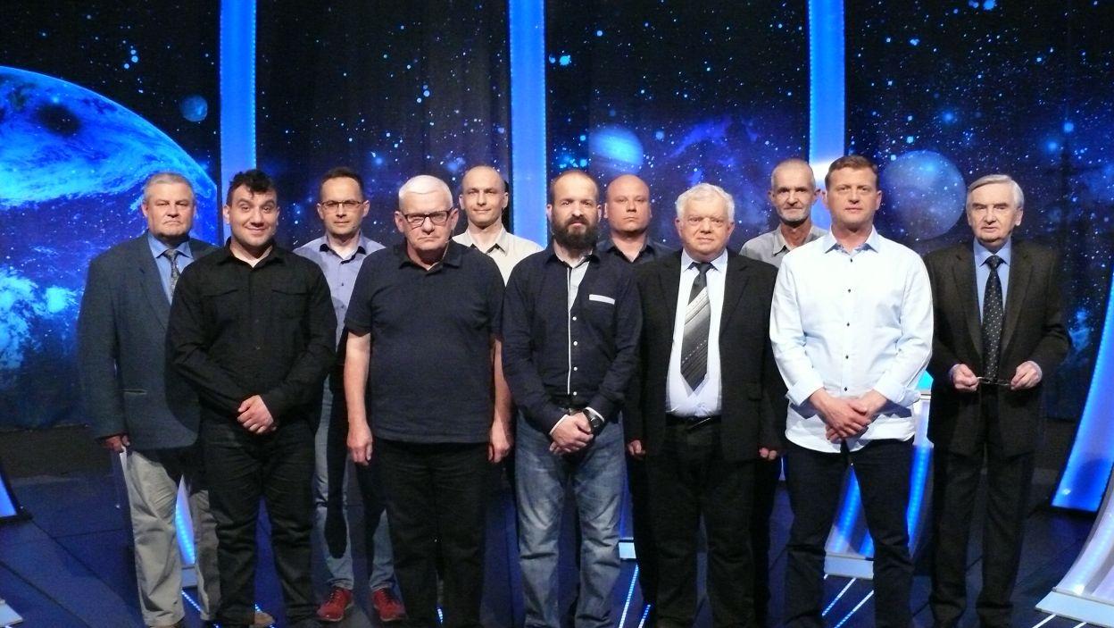 Skład uczestników 8 odcinka 107 edycji