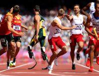 Polacy nie awansowali do finału sztafety 4x400 metrów (fot. Getty Images)