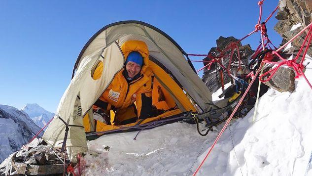 (fot. Polski Himalaizm Zimowy 2016-2020 im. Artura Hajzera/D. Urubko)
