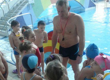 Telewizyjna Szkoła Pływania 2016