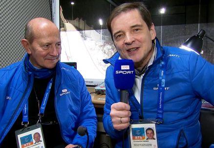 Ostatnie zimowe igrzyska Włodzimierza Szaranowicza