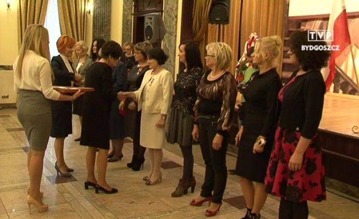 Pedagodzy z Kujaw wyróżnieni przez ministra