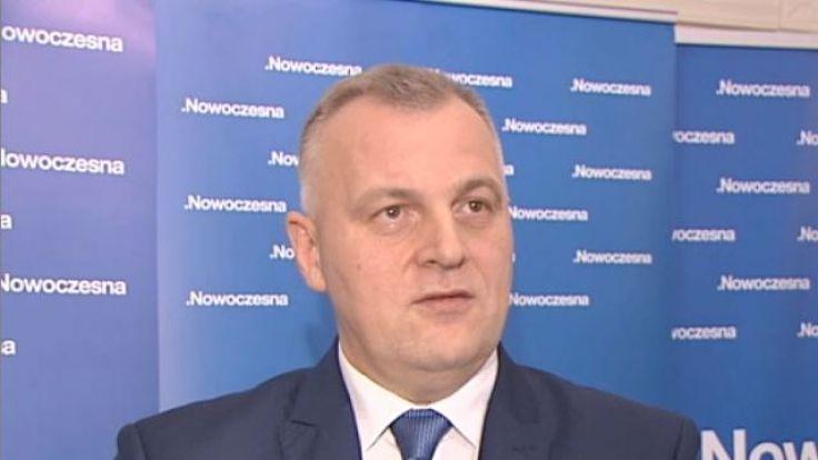 Mirosław Pampuch powiedział, że ugrupowanie przeprowadziło już pierwsze rozmowy z prezydentem Olsztyna