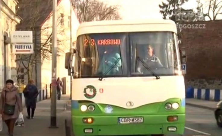 Będą darmowe przejazdy autobusami po Brodnicy