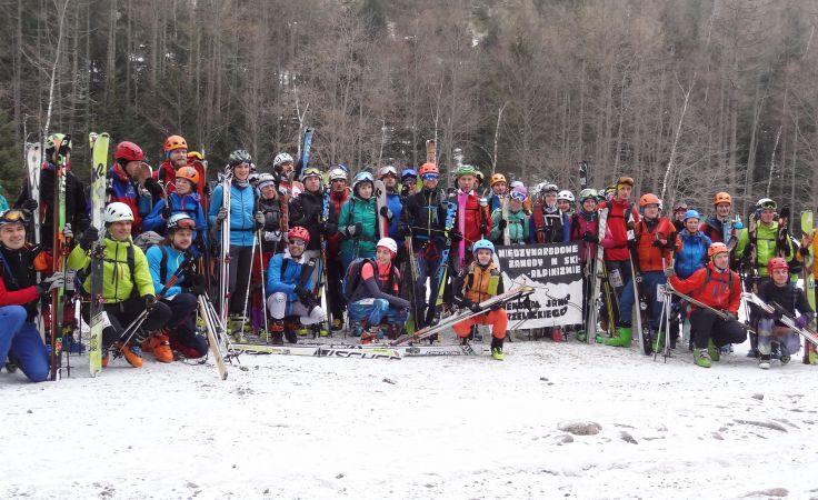 Memoriał Jana Strzeleckiego w narciarstwie wysokogórskim (fot. mmas)
