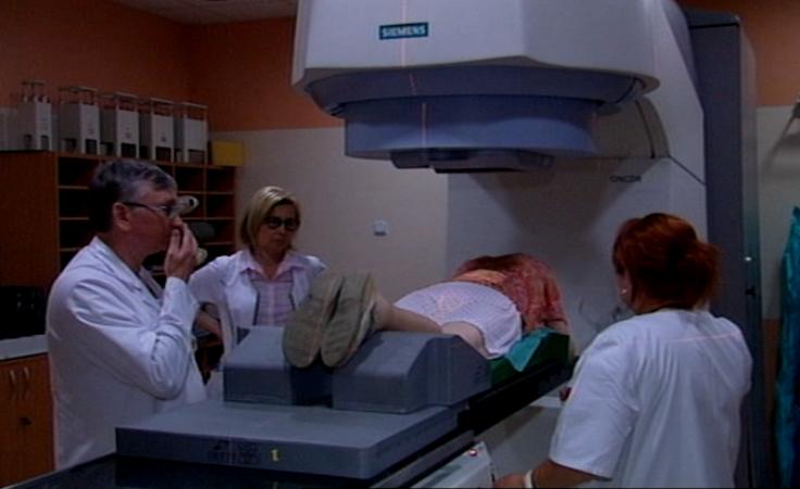 Będą skuteczniej leczyć pacjentów onkologicznych