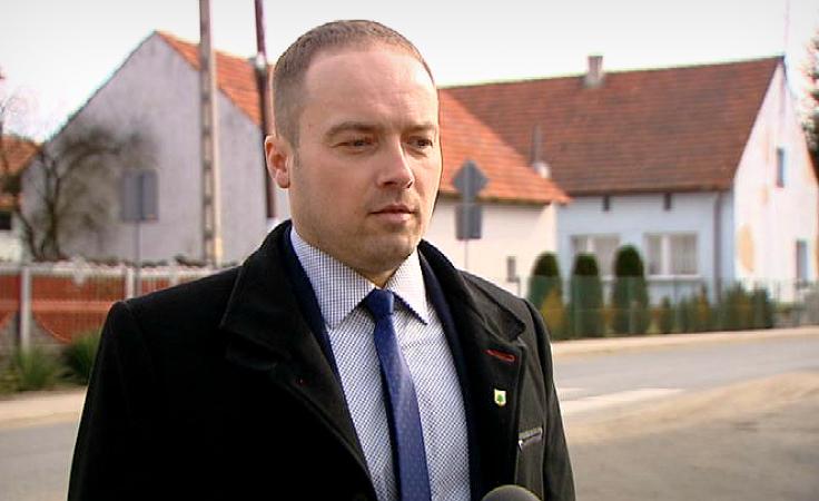 Dawid Stawiak  (fot. TVP3 Wrocław)