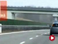 Kursant pędząc ponad 130 km/h wyprzedził… nieoznakowany radiowóz