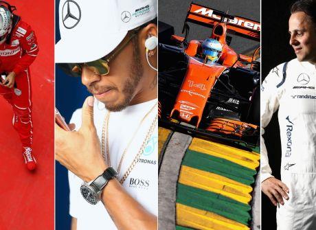 Bajeczne zarobki kierowców Formuły 1. Sprawdź, którzy są najlepiej opłacani!