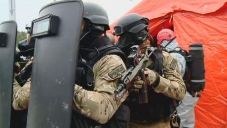 Ćwiczenia służb w miejscu strategicznym dla Sojuszu