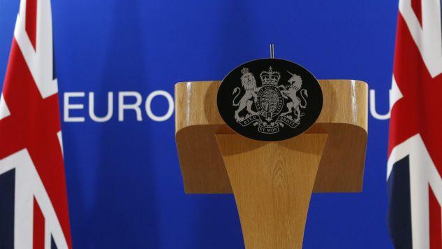 Narada odbędzie się bez przedstawiciela Wielkiej Brytanii (fot. PAP/EPA/JULIEN WARNAND)