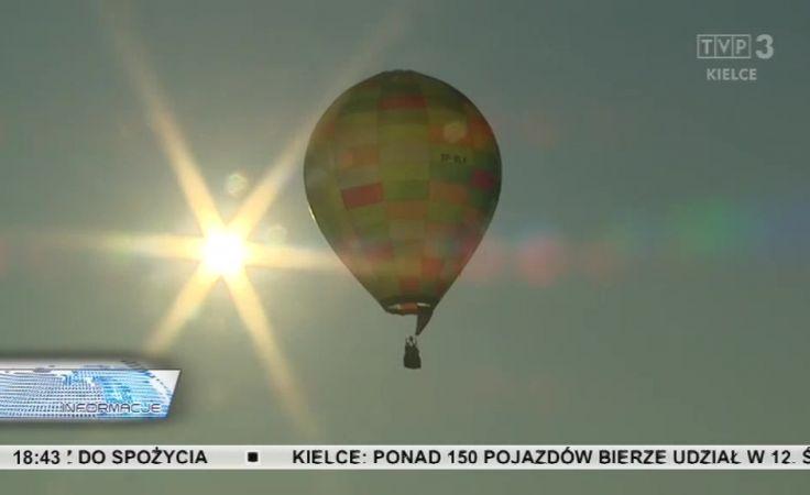 Fiesta balonowa. Co za widoki!