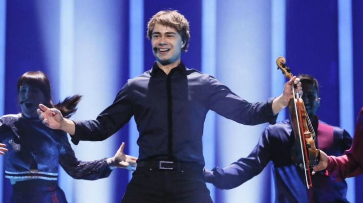"Norwegia: Alexander Rybak – ""That's How You Write A Song"""