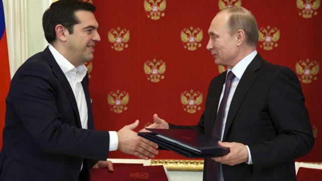 Grecja spłaci długi rublami? Szykuje się miliardowe porozumienie energetyczne z Rosją