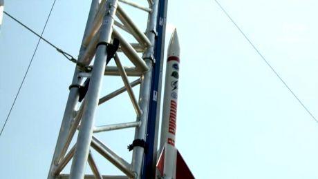 Ponaddźwiękowa rakieta