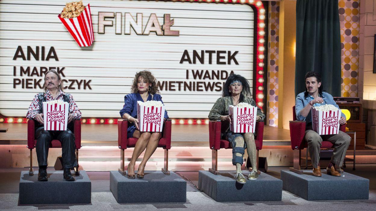Wielki finał i tajemniczy popcorn. Kto wybuchnie, to odpada! (fot. TVP)