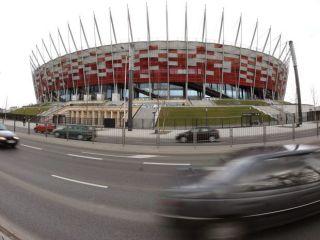 Stadion Narodowy – arena meczu otwarcia Euro 2012 (fot. PAP/Bartłomiej Zborowski)
