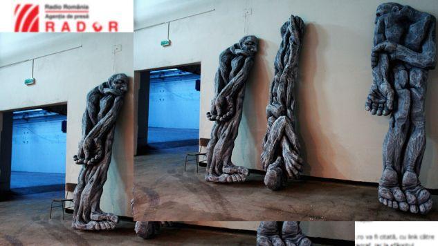 """Cătălin-Bădărău,""""Depersonalization"""", 2011 (fot. www.rador.ro)"""