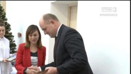 Nasi reporterzy z nagrodami marszałka