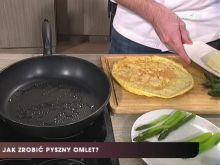 Omlet ze szpinakiem czy rabarbarem i grapefruitem?