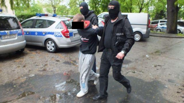 Zarzuty dla 17-latka zatrzymanego ws. Wiktorii z Krapkowic. Jest podejrzany o rozbój, nie o zabójstwo