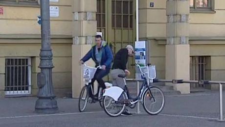 Rower miejski bije rekordy popularności
