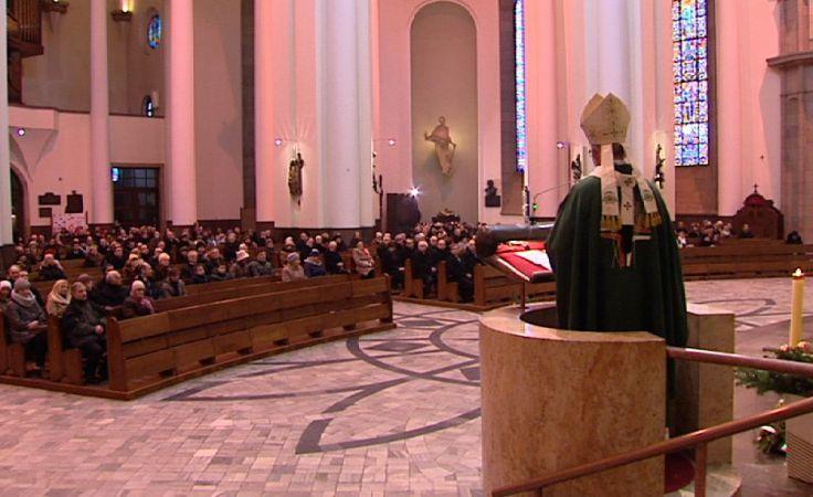 Mszę odprawił abp Wiktor Skworc
