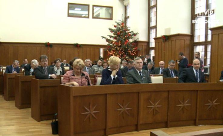 Radni przyjęli projekt budżetu województwa