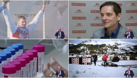 Doping w Rosji. MKOl i FIS nie mówią jednym głosem
