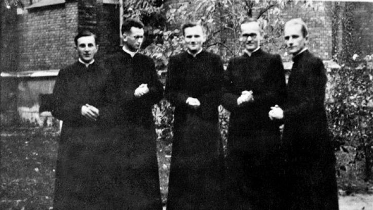 1946 r. (fot. Archiwum Kurii Metropolitalnej w Krakowie)