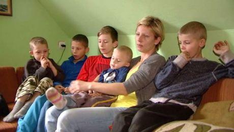 """""""Okaż Serce. Podaruj Gwiazdkę"""". Rodzina Państwa Orłowskich"""