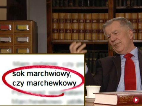 Słownik polsko@polski, Charyzmatyczny, odc. 334