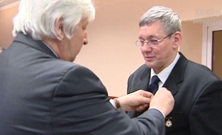 Odznaki dla honorowych dawców krwi
