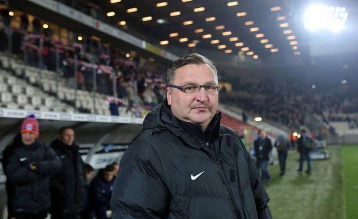 Czesław Michniewicz (fot. Andrzej Banas)