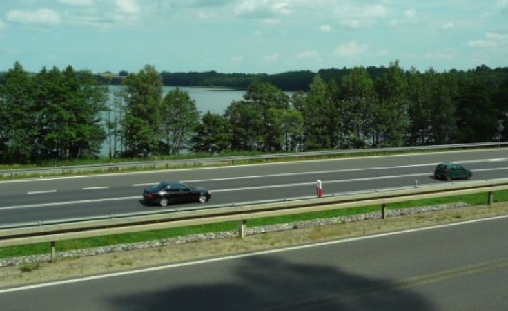 Wykonawca będzie miał 37 miesięcy na zrealizowanie zadania (GDDKiA w Olsztynie)